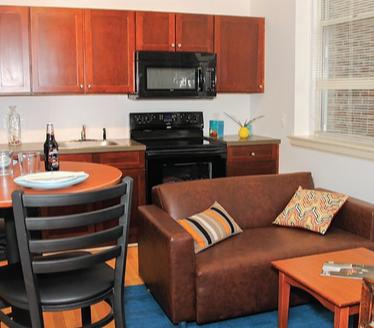 Philadelphia University Housing at The Falls Center