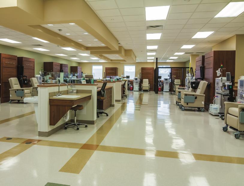 Davita Dialysis Center – Philadelphia, PA