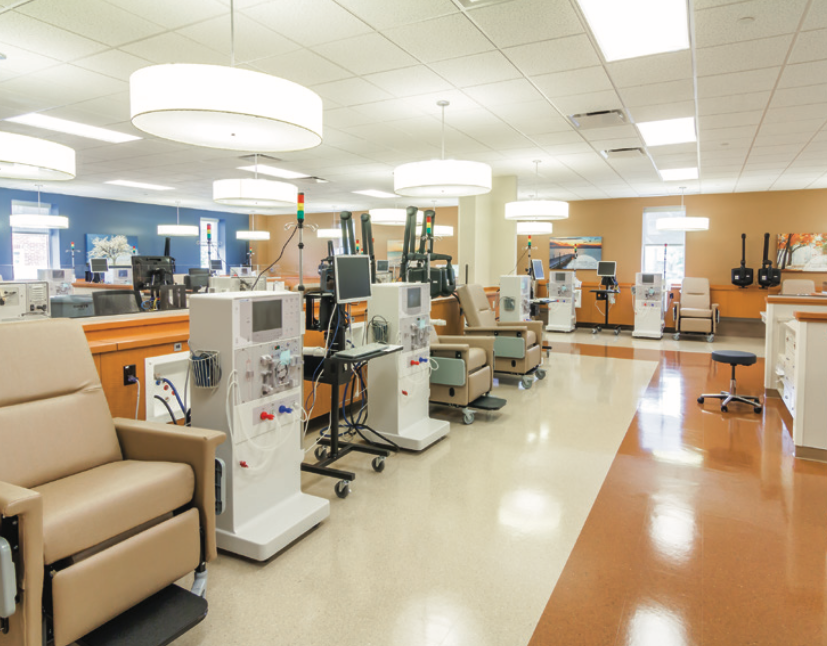 Davita Dialysis Center – Maywood, NJ