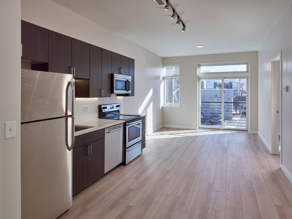 18 W. Girard Apartments